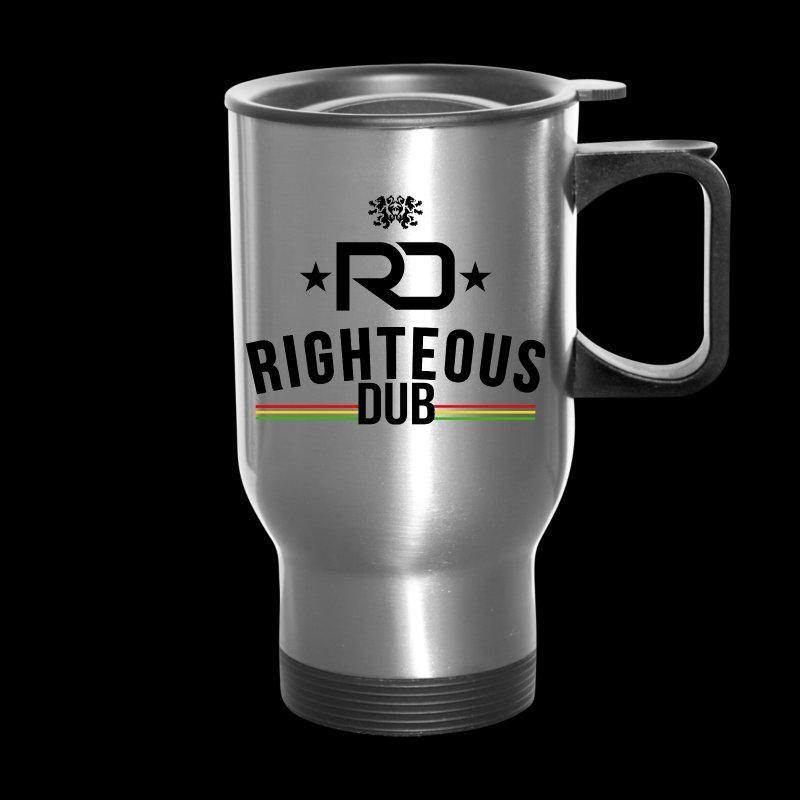 Righteous Dub Logo - Travel Mug