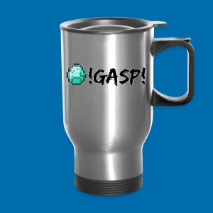 Diamond Gasp! - Travel Mug