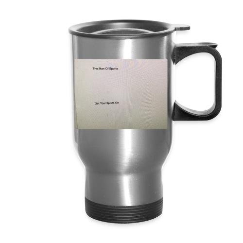 Merch - Travel Mug