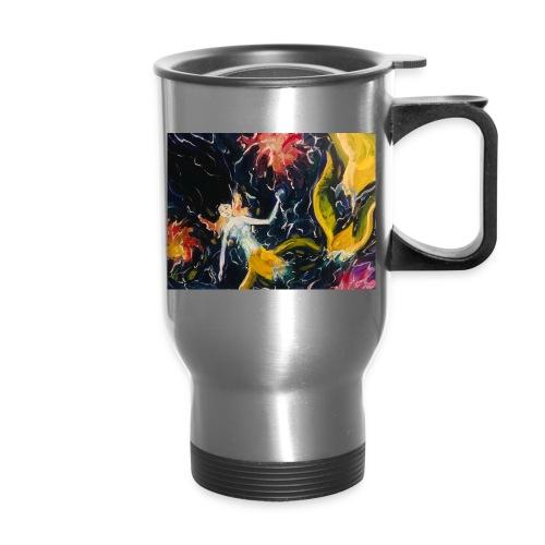 sea of color - Travel Mug