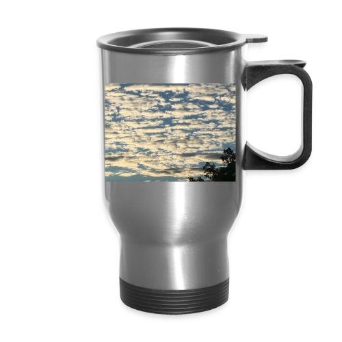 Clouds - Travel Mug