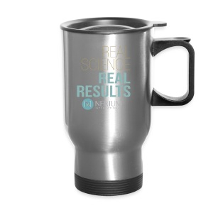 Real Science Real Results Nerium - Travel Mug