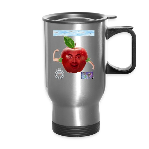 bapple badges - Travel Mug