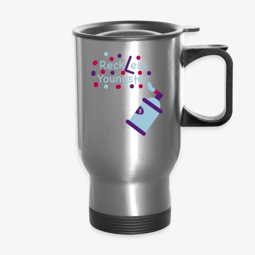 reckless youngster boys - Travel Mug