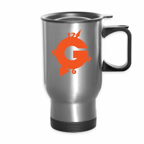 NEW GOZOTIME LOGO solo 2018 C - Travel Mug