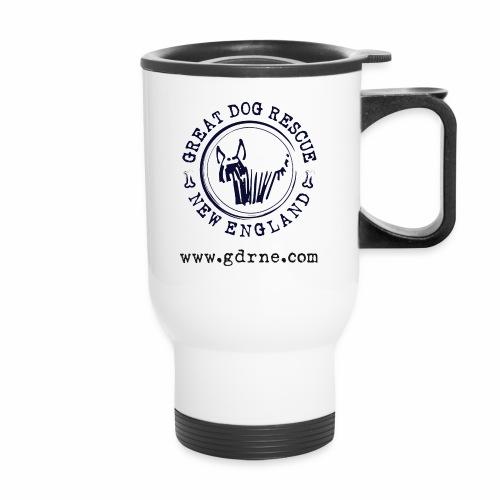 GDRNE Logo - Travel Mug