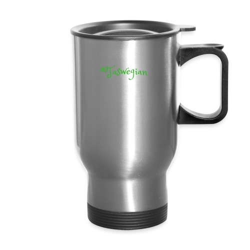 Taswegian Green - Travel Mug with Handle