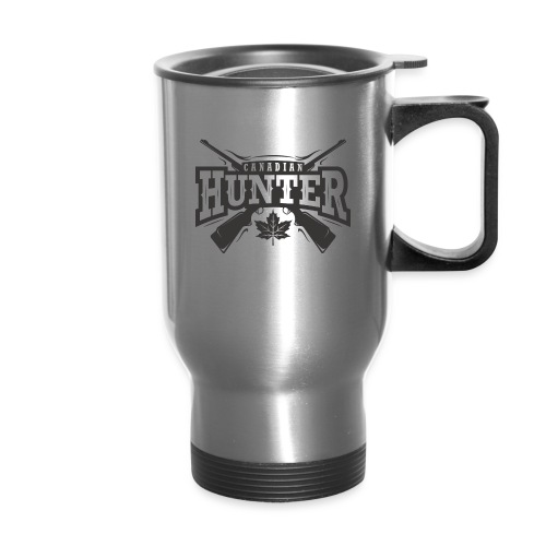 Canadian Hunter - Travel Mug with Handle