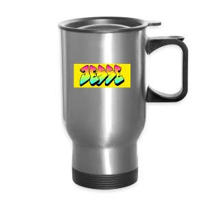 jesses logo - Travel Mug