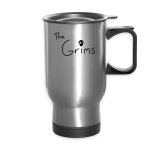 The Grims Logo - Travel Mug
