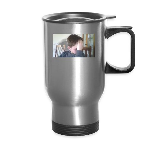 Luiz FAce!! - Travel Mug