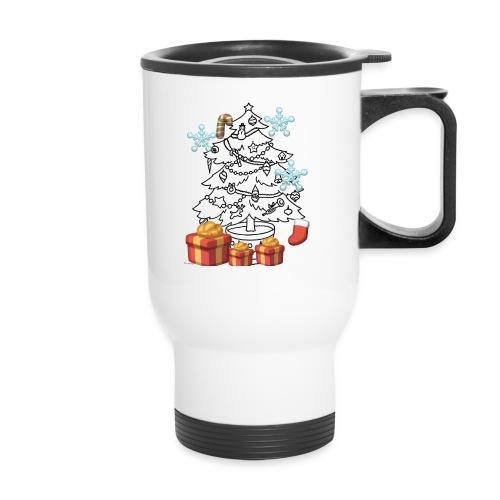 Christmas is here!! - Travel Mug