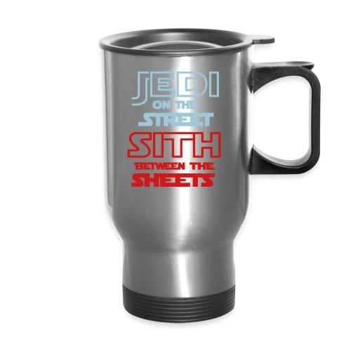 Jedi Sith Awesome Shirt - Travel Mug