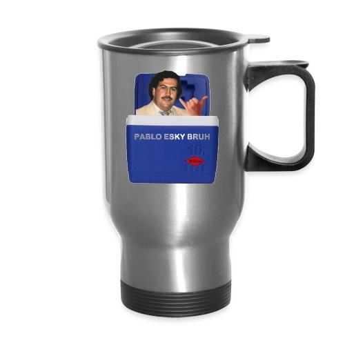 Pablo Esky Bruh - Travel Mug