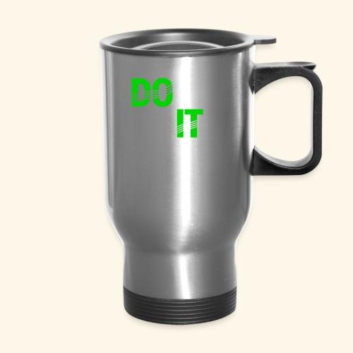 DON'T QUIT #4 - Travel Mug