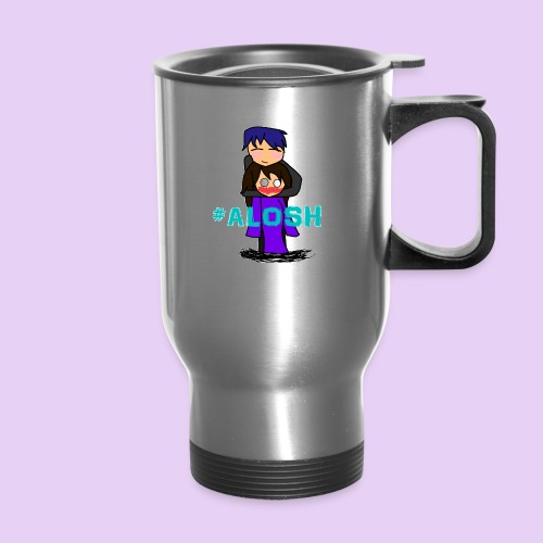 #ALOSH4LIFE - Travel Mug