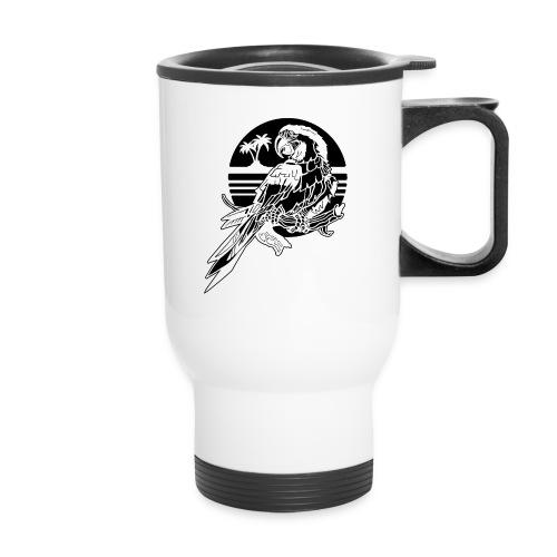 Tropical Parrot - Travel Mug