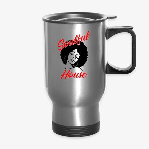 Soulful House - Travel Mug with Handle