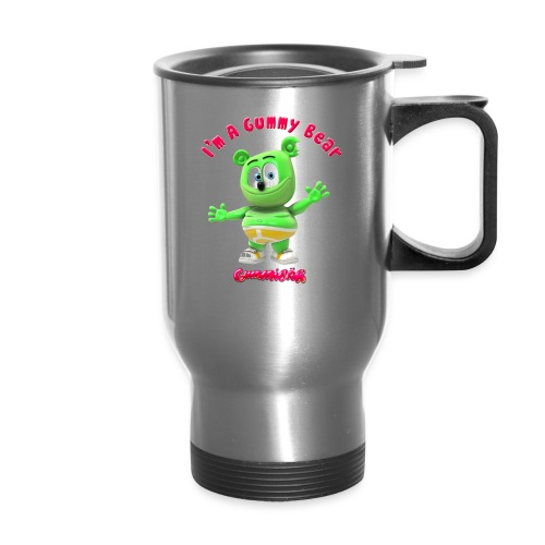 I'm A Gummy Bear - Travel Mug