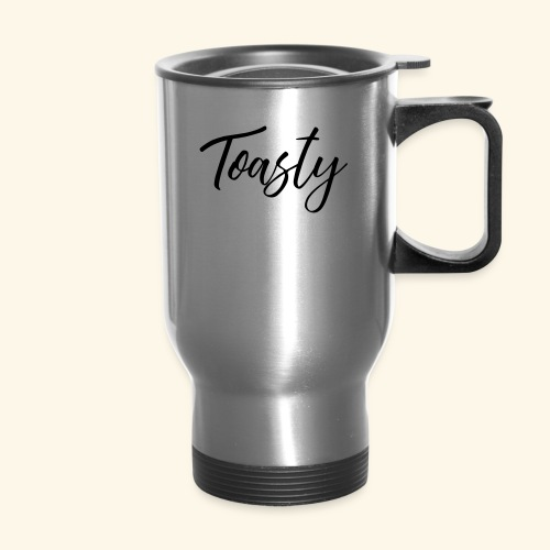 Toasty - Script - Travel Mug