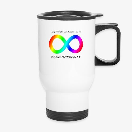 Embrace Neurodiversity - Travel Mug
