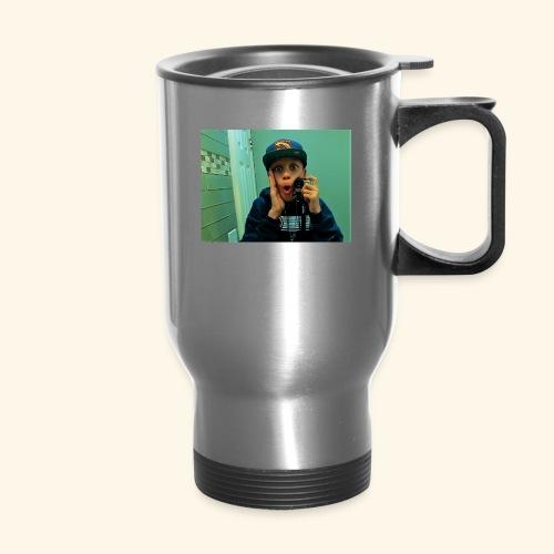 Pj Vlogz Merch - Travel Mug