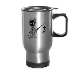 Mr. Grim Edgy - Travel Mug