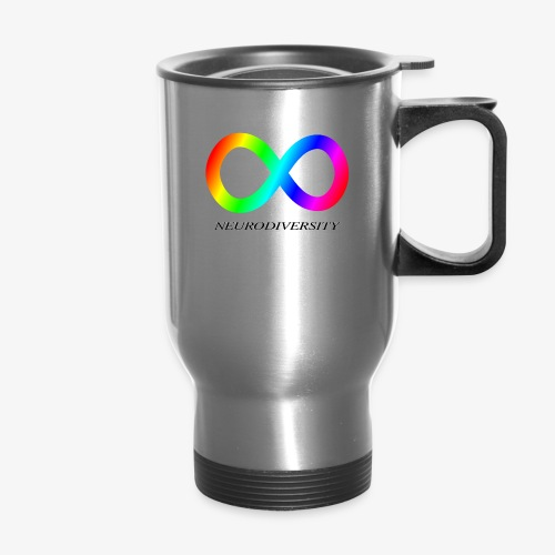 Neurodiversity - Travel Mug