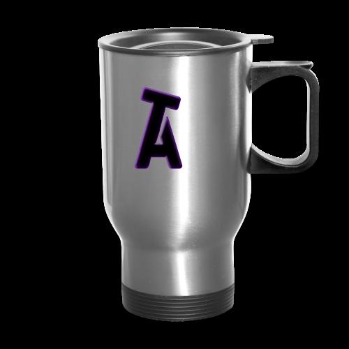 Team Amethyst LOGO ON MERCH - Travel Mug