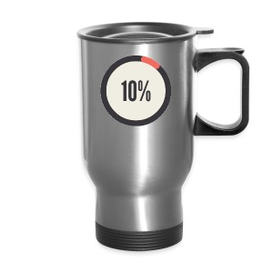 10% Album - Travel Mug