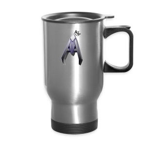 Avoh Black and white King edition - Travel Mug