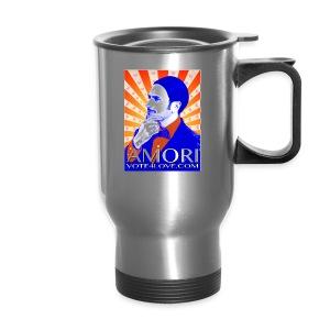 Amori_poster_1d - Travel Mug