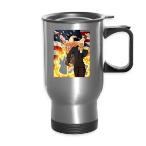 Trumps stand - Travel Mug