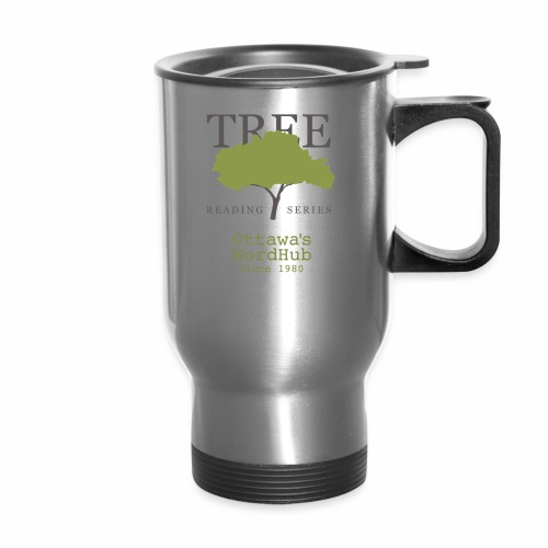 Tree Reading Swag - Travel Mug