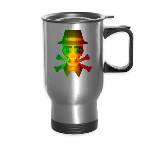 Rasta Man Rebel - Travel Mug