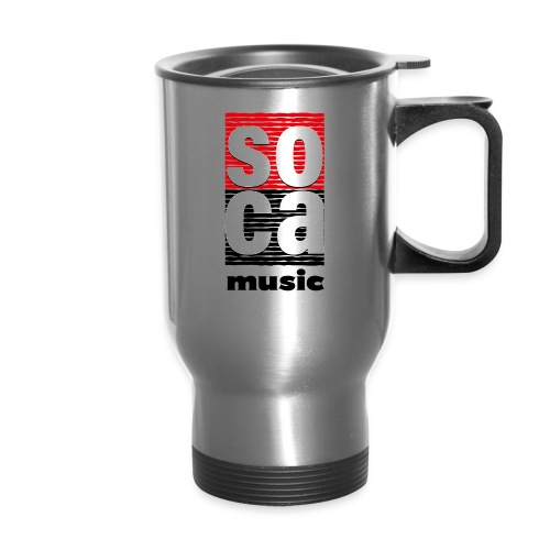 Soca music - Travel Mug