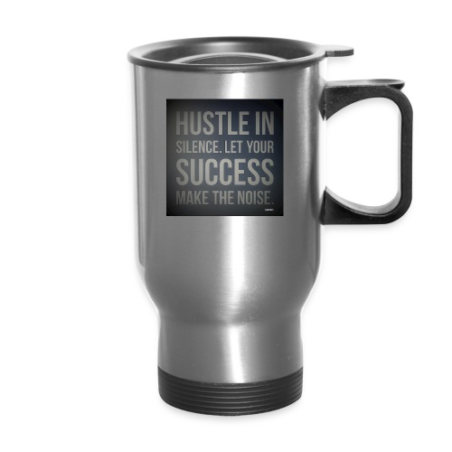 HUSTLE2 - Travel Mug