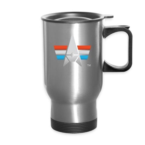 BHK Icon full color stylized TM - Travel Mug