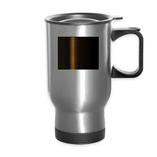 Gold Color Best Merch ExtremeRapp - Travel Mug