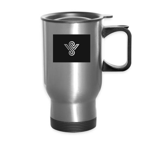 zak's merch - Travel Mug