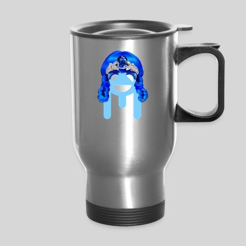 ALIENS WITH WIGS - #TeamMu - Travel Mug