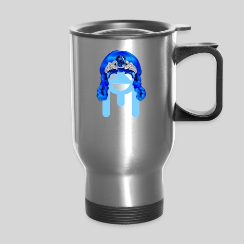 ALIENS WITH WIGS - #TeamMu - Travel Mug