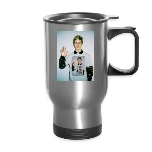 lucas vercetti - Travel Mug