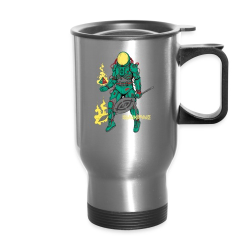 Afronaut - Travel Mug