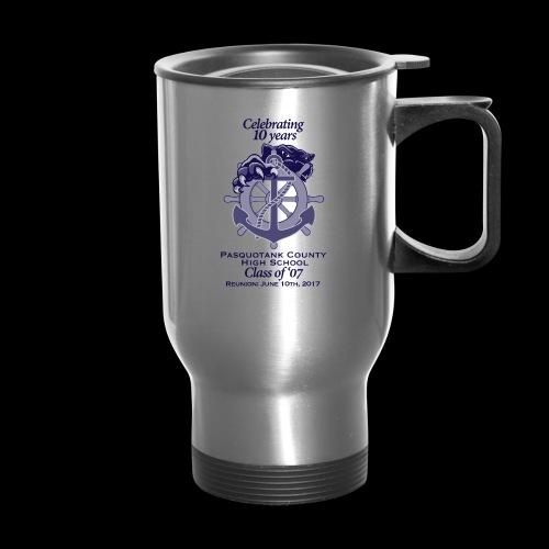 PCHS Class of '07 Reunion 2017 - Travel Mug
