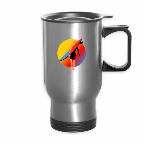 SURFER - Travel Mug