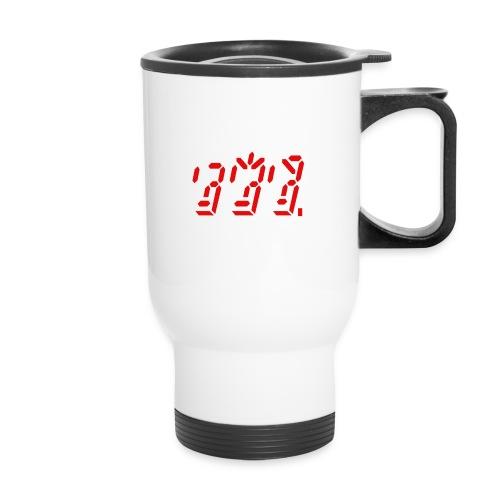 Ghost in the Machine - Travel Mug