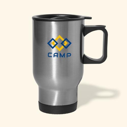 CAMP LOGO and products - Travel Mug