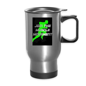 muscle movement - Travel Mug