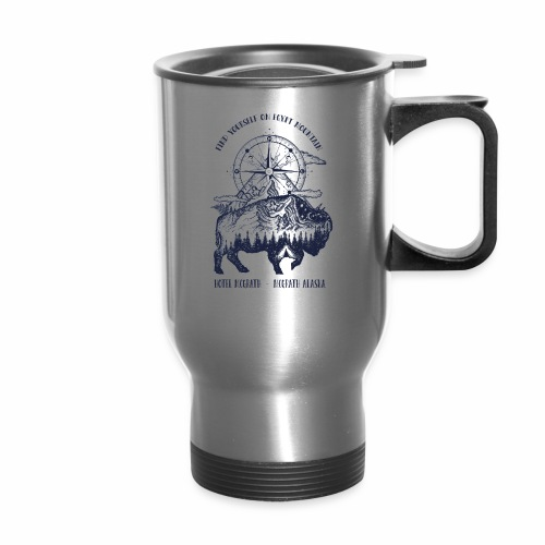EGYPT MOUNTAIN TSHIRT - Travel Mug